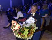 Второе место занял Денис Гайворонский, учитель технологии средней школы № 25 г. Балаково