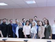 Участники городского конкурса молодых специалистов «Педагогический дебют - 2021»